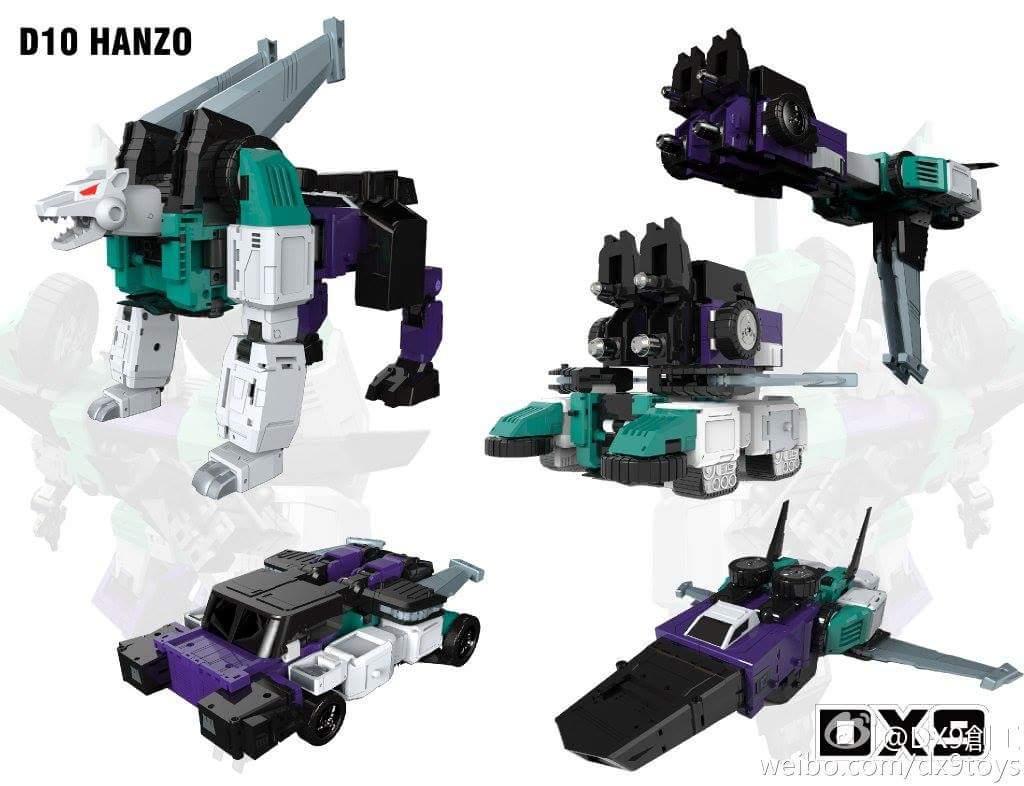 [DX9 Toys] Produit Tiers - Jouet D10 Hanzo - aka Sixshot/Hexabot 4ywT8SQ9