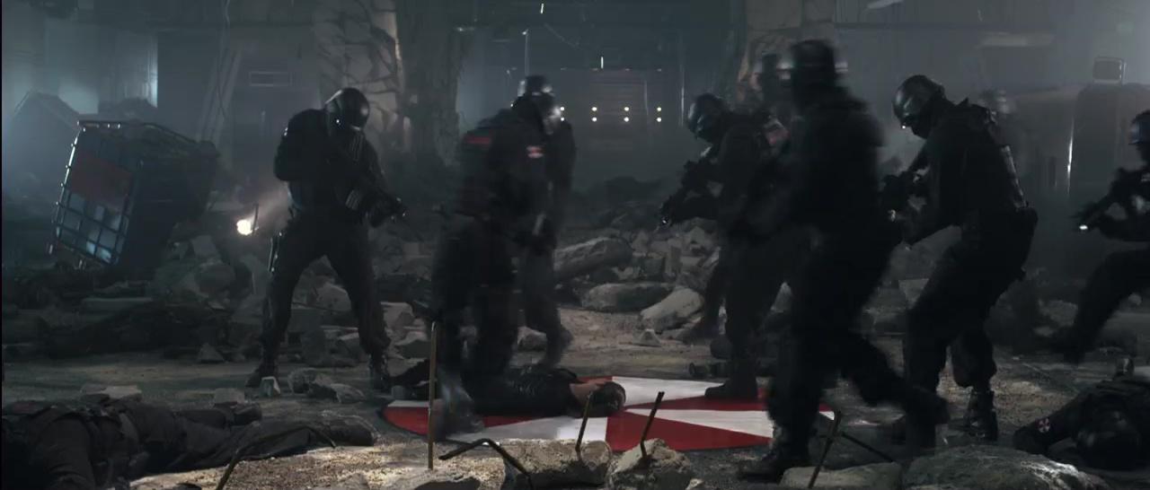 Resident Evil 4 La Resurreccion HD720p Lat-Cast-Ing 5.1 (2010)