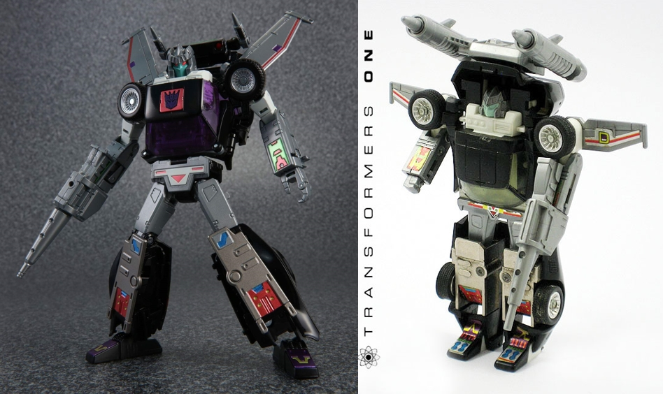 [Masterpiece] MP-25L LoudPedal (Rouge) + MP-26 Road Rage (Noir) ― aka Tracks/Le Sillage Diaclone - Page 2 QvNAsTlK