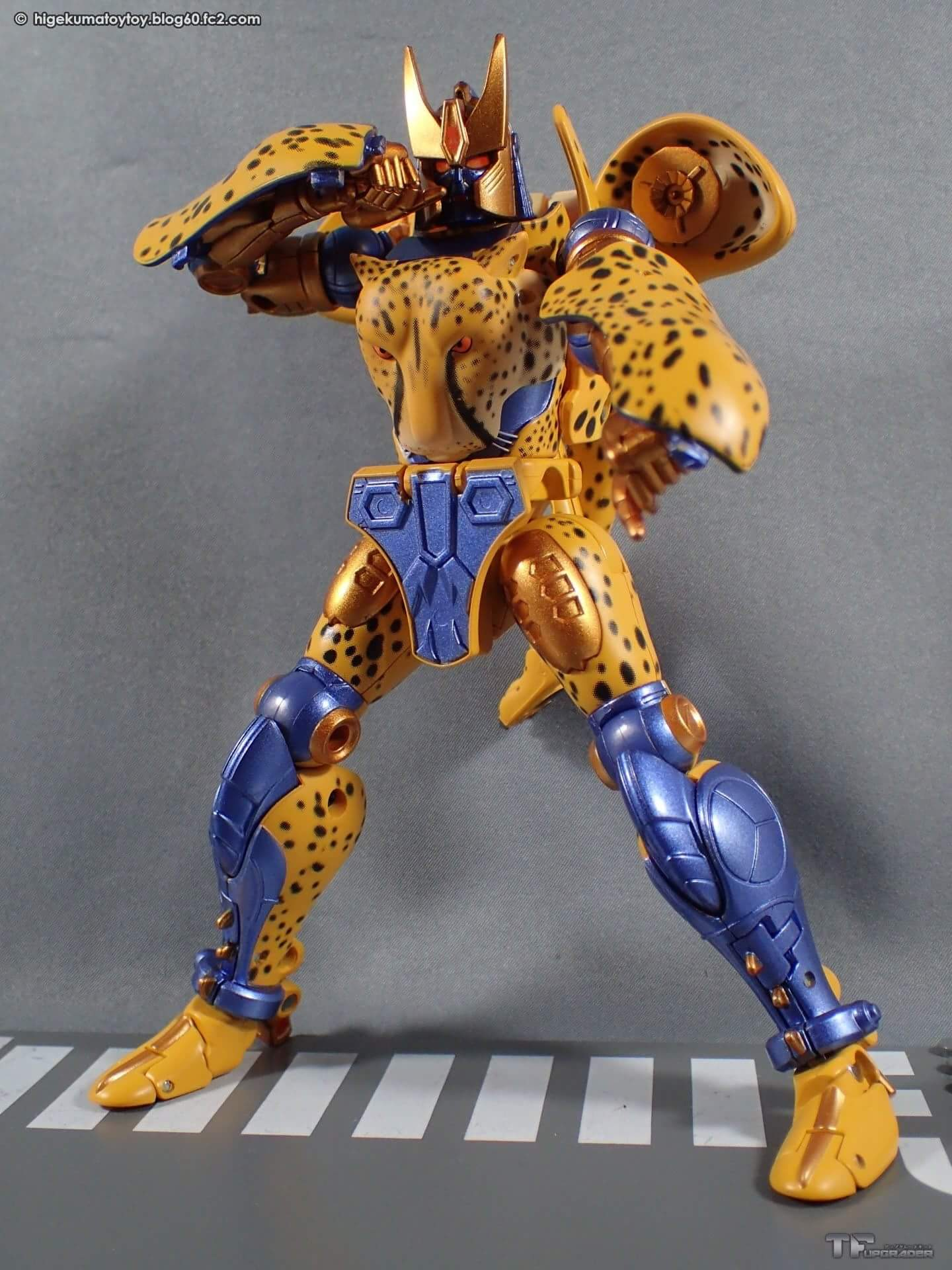 [Masterpiece] MP-34 Cheetor et MP-34S Shadow Panther (Beast Wars) - Page 2 Wx3l6fCY