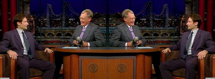 2003 David Letterman Ucx7rOkN