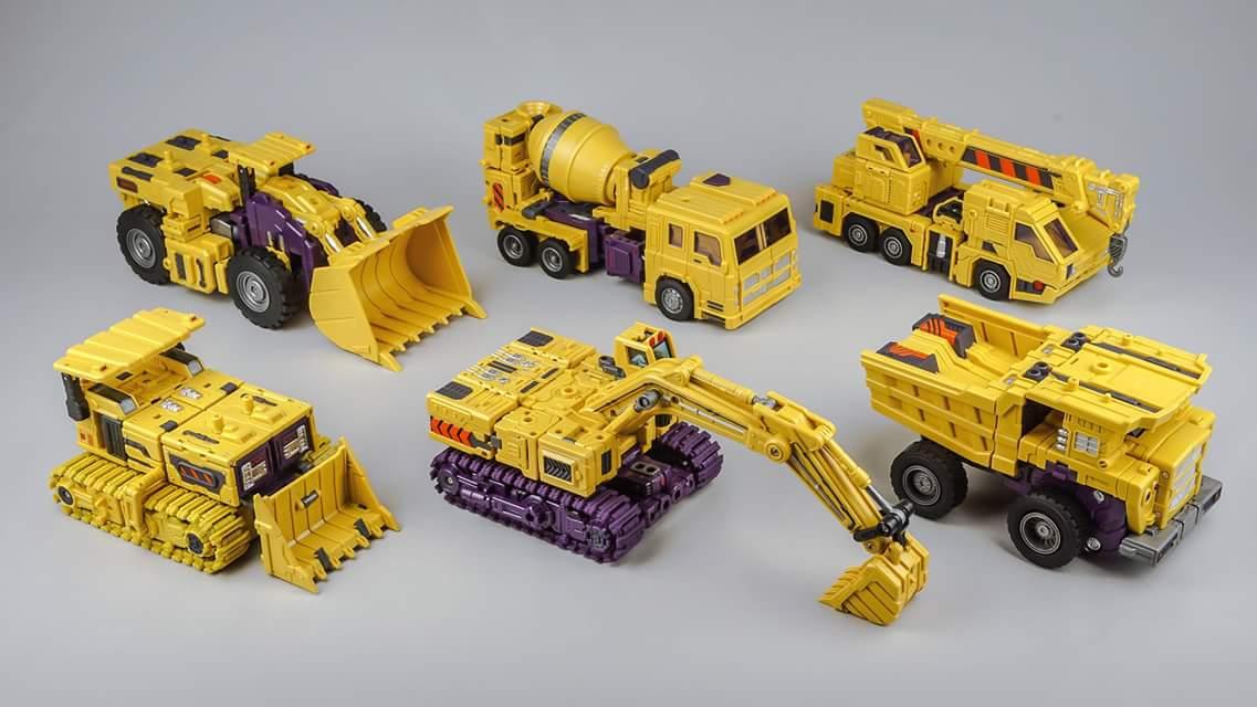 [Toyworld] Produit Tiers - Jouet TW-C Constructor aka Devastator/Dévastateur (Version vert G1 et jaune G2) - Page 8 LD9FpMCK
