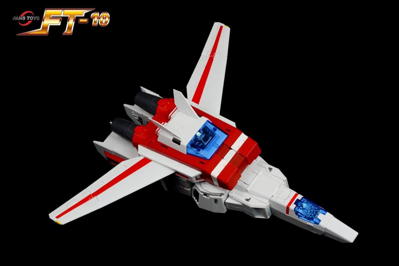 [Fanstoys] Produit Tiers - Jouet FT-10 Phoenix - aka Skyfire/Aérobo 81iqbUOI