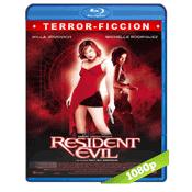 Resident Evil 1 (2002) Full HD1080p Audio Trial Latino-Castellano-Ingles 5.1