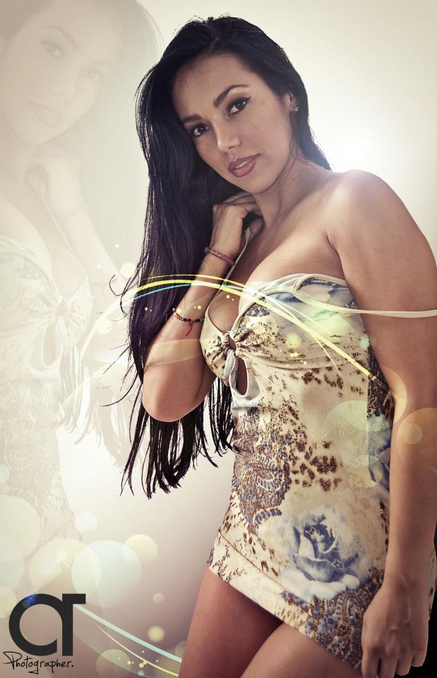 Natasha colombiana