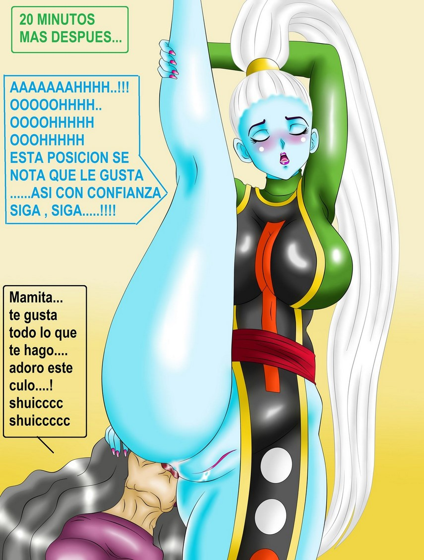 Romula vs Mundo Dragon ball - Comic Porno - Ver Comic ...
