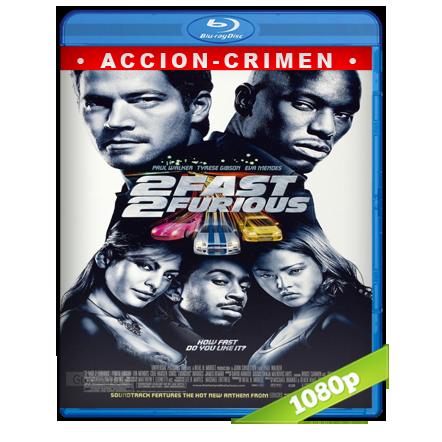Rapido Y Furioso 2 (2003) BRRip Full 1080p Audio Trial Latino-Castellano-Ingles 5.1
