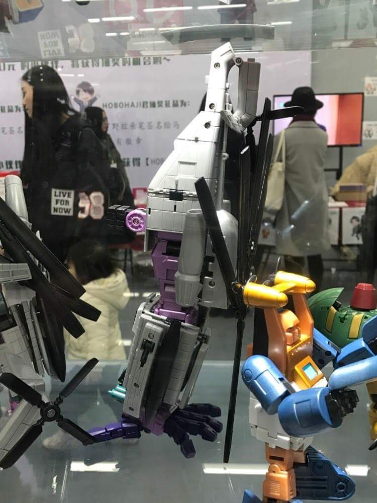 [Zeta Toys] Produit Tiers - Armageddon (ZA-01 à ZA-05) - ZA-06 Bruticon - ZA-07 Bruticon ― aka Bruticus (Studio OX, couleurs G1, métallique) HAqlLHDy