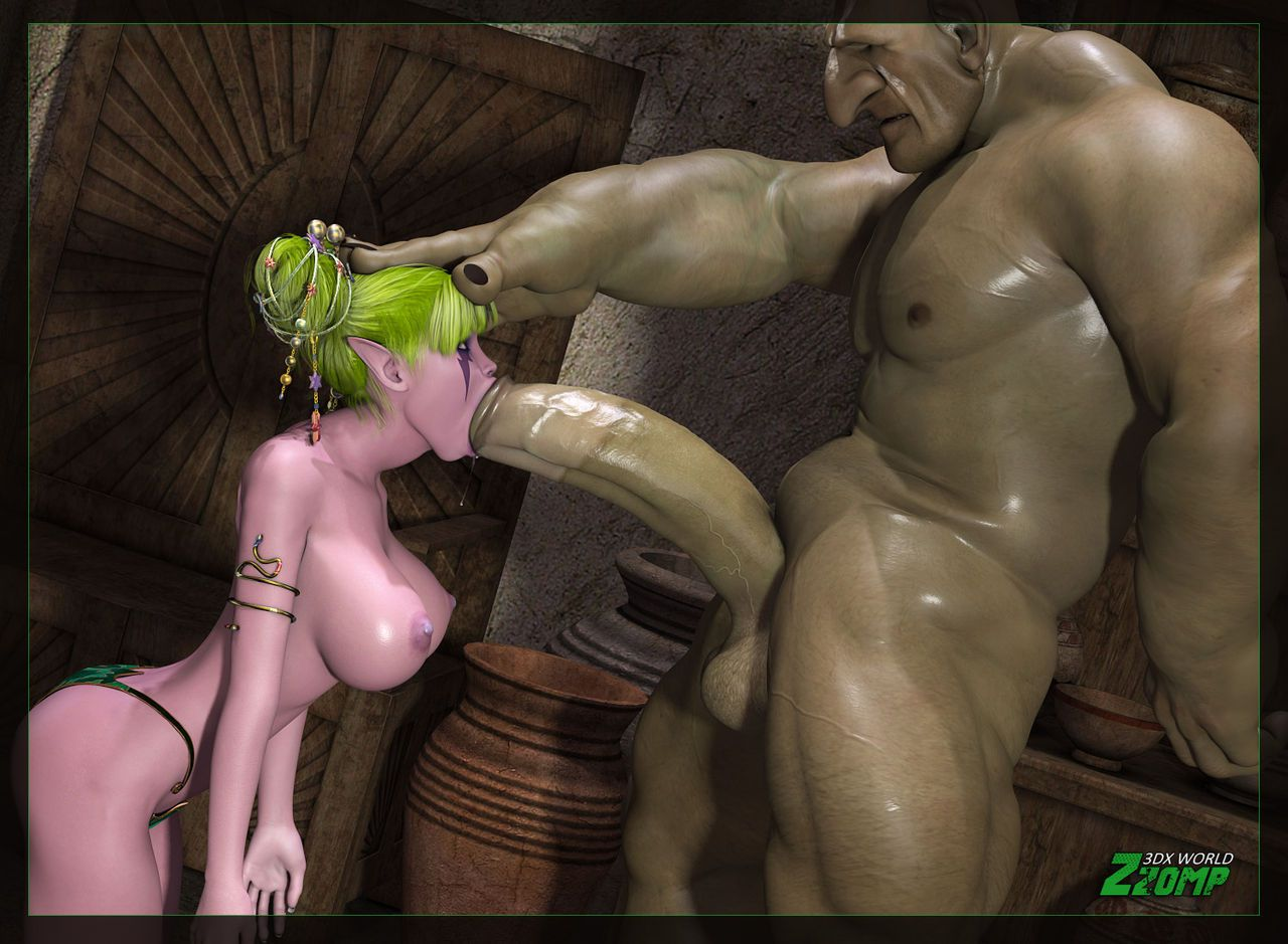Hentai princess screwed orcs softcore gallery