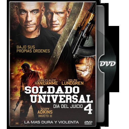 Soldado Universal 4 DVDRip Español Latino 2012