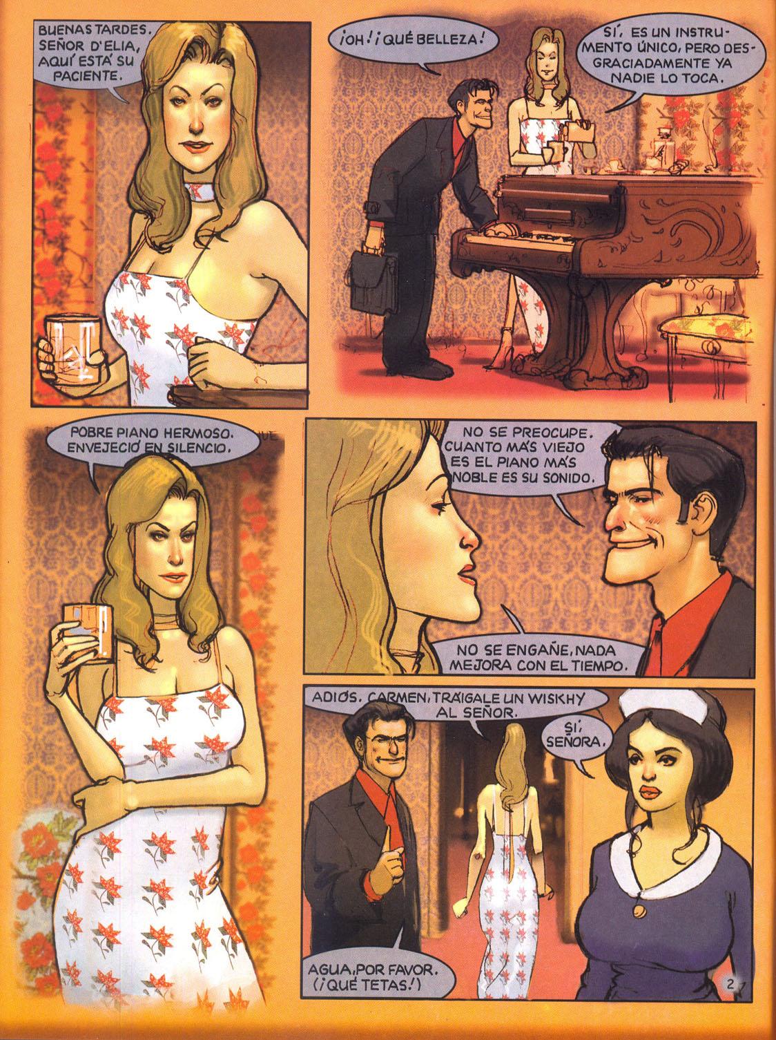 comics de lesbianas