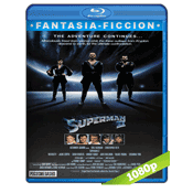 Superman 2 (1980) BRRip Full 1080p Audio Trial Latino-Castellano-Ingles 5.1
