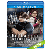 Resident Evil Degeneracion (2008) Full HD1080p Audio Trial Latino-Castellano-Ingles 5.1
