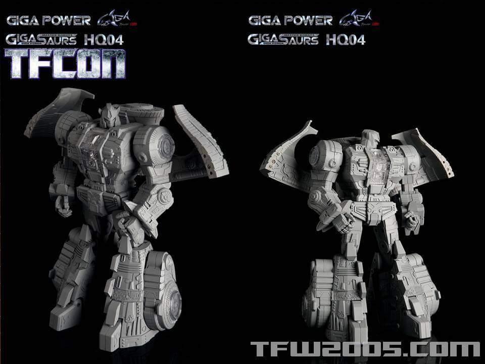 [GigaPower] Produit Tiers - Jouets HQ-01 Superator + HQ-02 Grassor + HQ-03 Guttur + HQ-04 Graviter + HQ-05 Gaudenter - aka Dinobots - Page 3 T3rZtNCH
