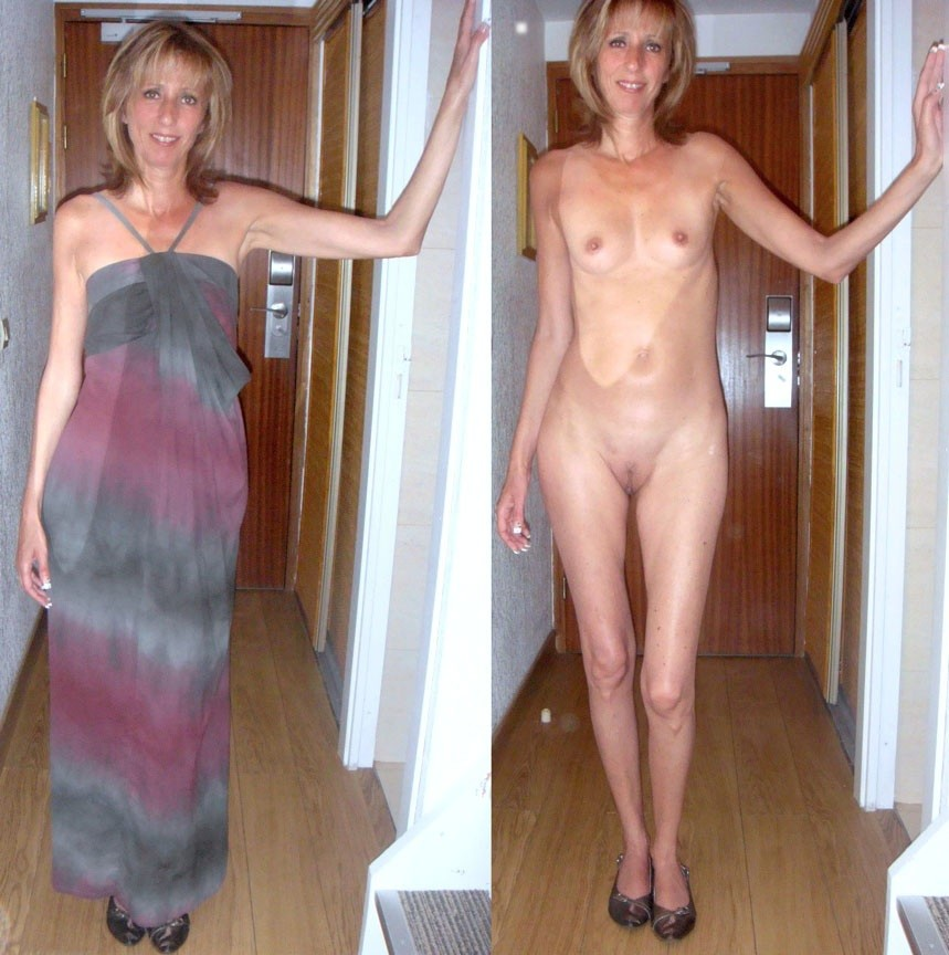 follada anal maduras vestidas y desnudas