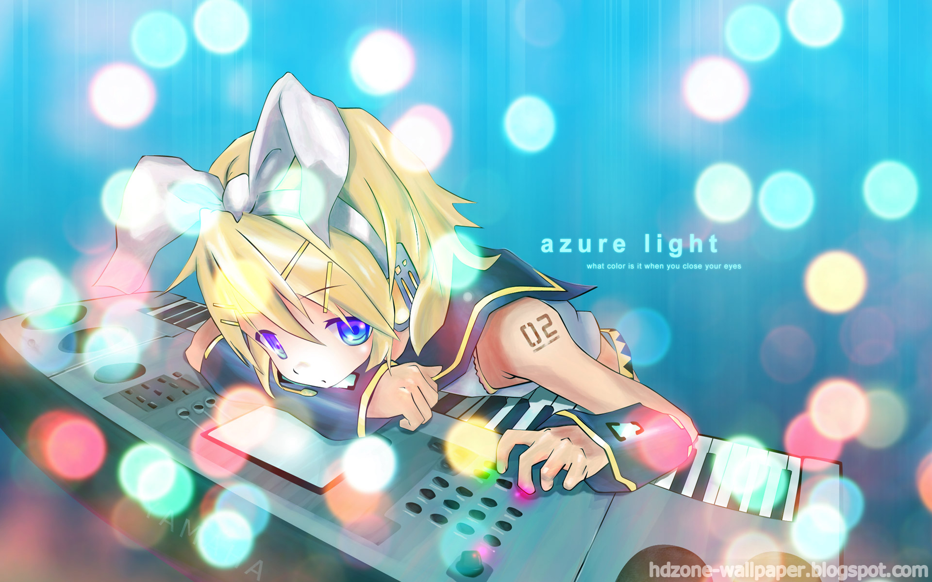 Hd zone wallpaper vocaloid page 1 for Home zone wallpaper bearwood