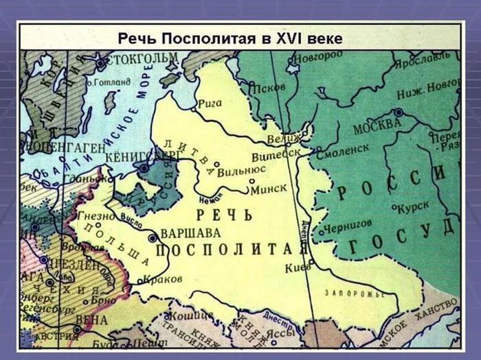 Блог пользователя  belajalinda: О реваншистских планах Польши
