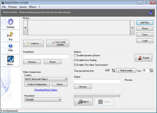 KC Software PhotoToFilm 3.5.0.90 Multilingual