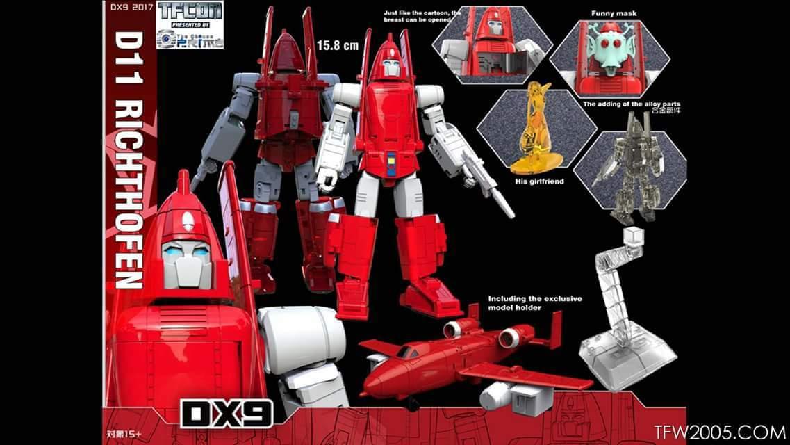 [DX9 Toys] Produit Tiers - Jouet D-11 Richthofen - aka Powerglide/Survolo EXsU49PA