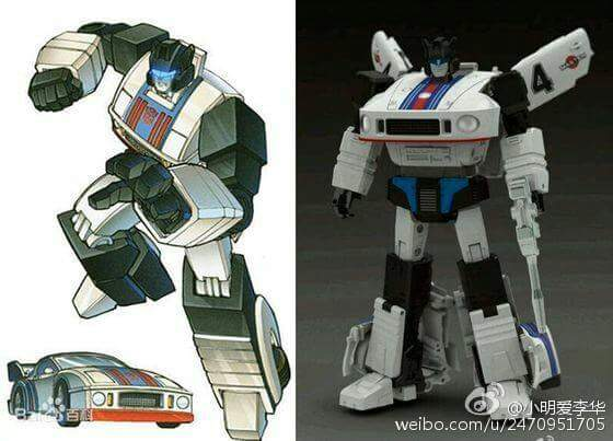 [Transform Dream Wave/Transform and Rollout] Produit Tiers - Jouet TR-01 Agent Meister aka Jazz/Saxo GieQi2GV