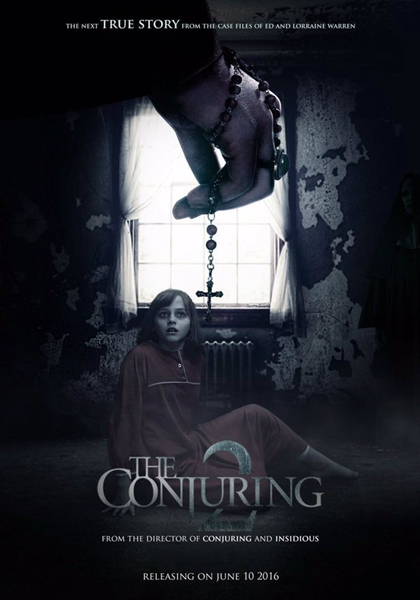 The Conjuring 2 - Korku Seansı 2 | 2016 | BRRip XviD AC3-EVO | Türkçe Altyazı