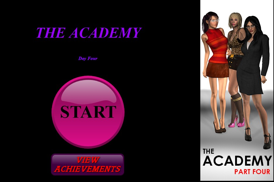 The Academy - Part 4 - Vdategames