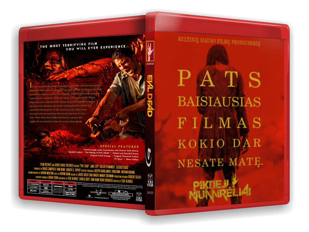 Evil Dead (2013) parsisiusti atsisiusti filma nemokamai