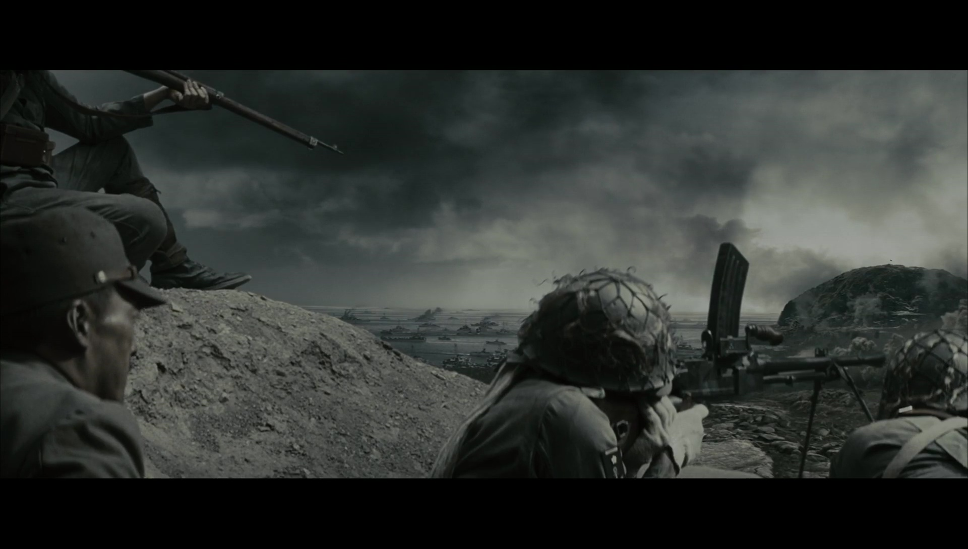 Cartas Desde Iwo Jima 1080p Lat-Cast-Ing 5.1 (2006)