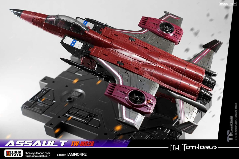 [ToyWorld] Produit Tiers - TW-M02A Combustor (Ramjet/Statoréacto), TW-M02B Assault (Thrust/Fatalo), TW-M02C Requiem (Dirge/Funébro) - Page 3 G5uDno3D
