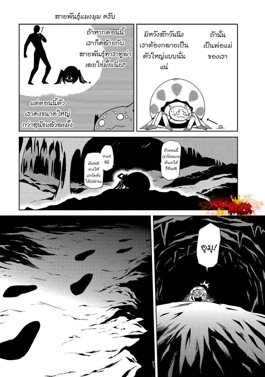 อ่านการ์ตูน Kumo Desu ga, Nani ka? 1 ภาพที่ 13