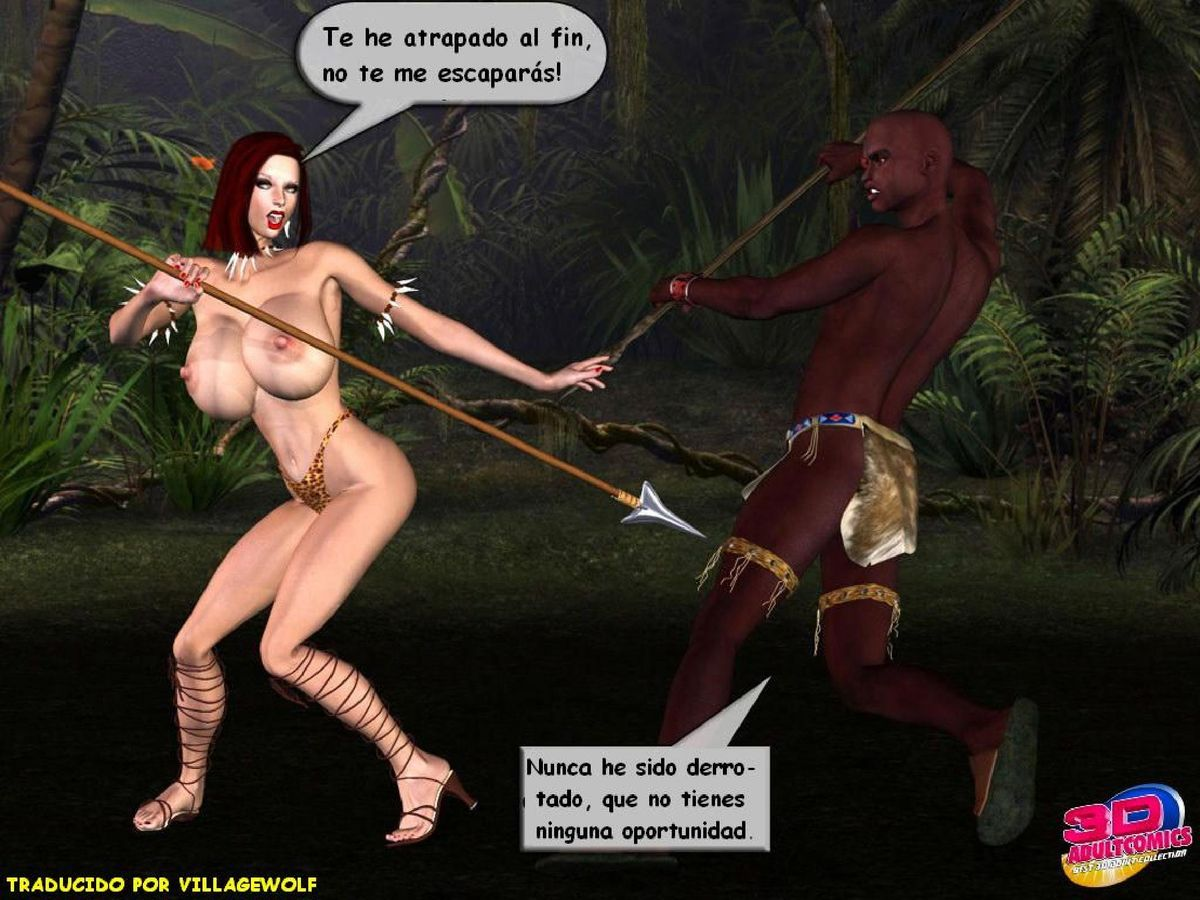 En La Selva Africana Porno Interracial - esbiguznet