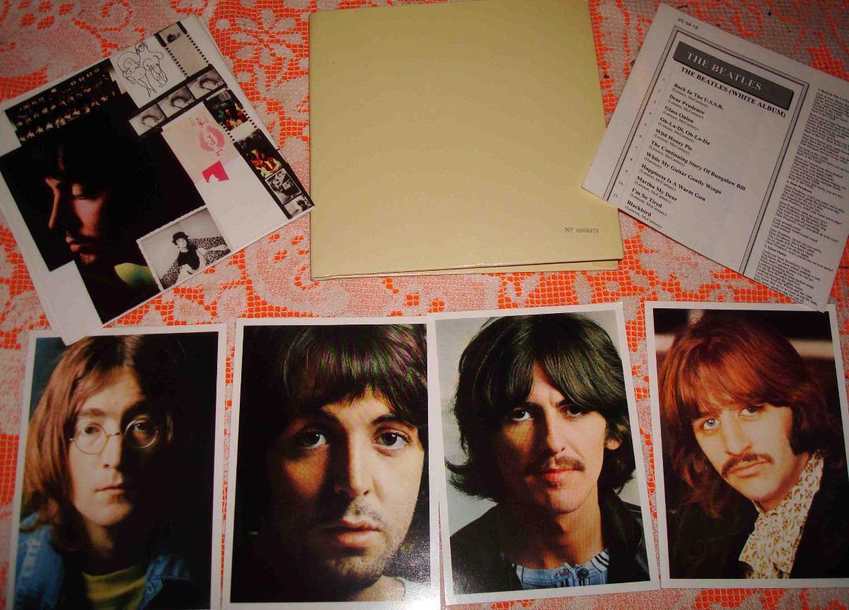 The Beatles - White Album Remasterizado HQ