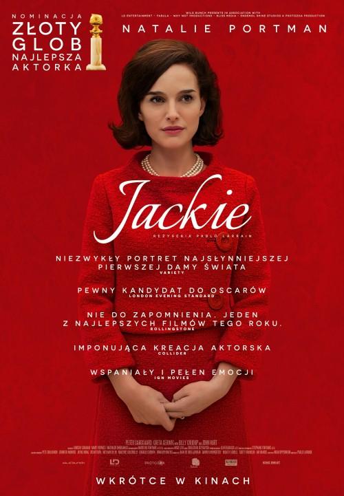 Jackie (2016)   PLSUBBED.WEB-DL.Xvid.AC3-OzW  / Napisy PL wtopione