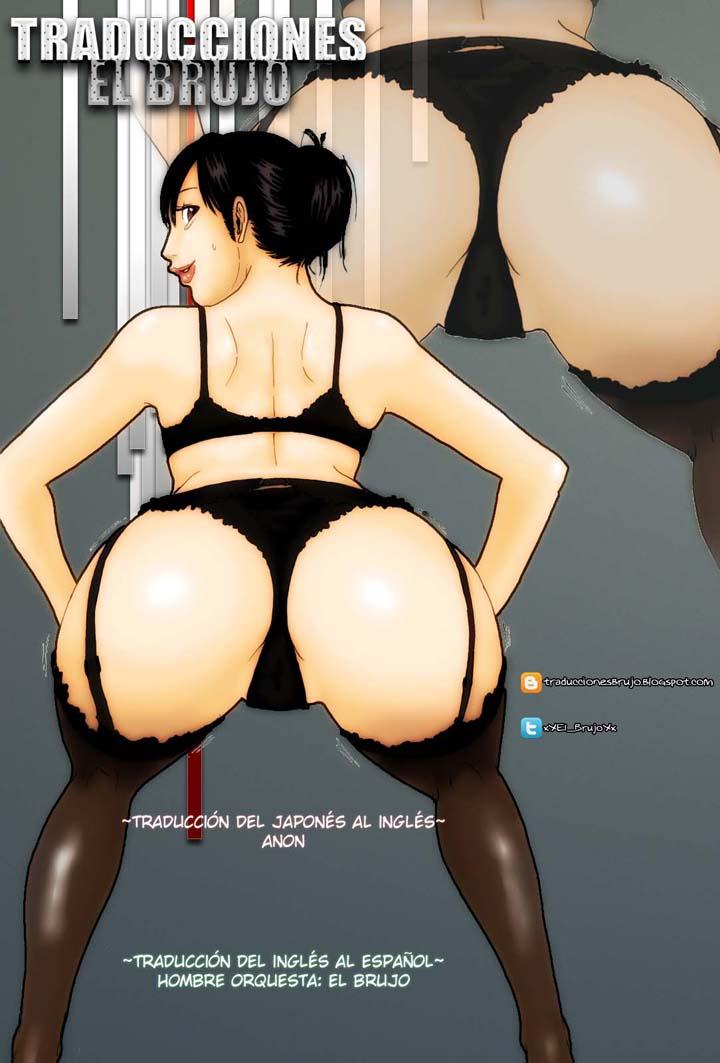 HORAS EXTRA. Manga Hentai. Página 1.