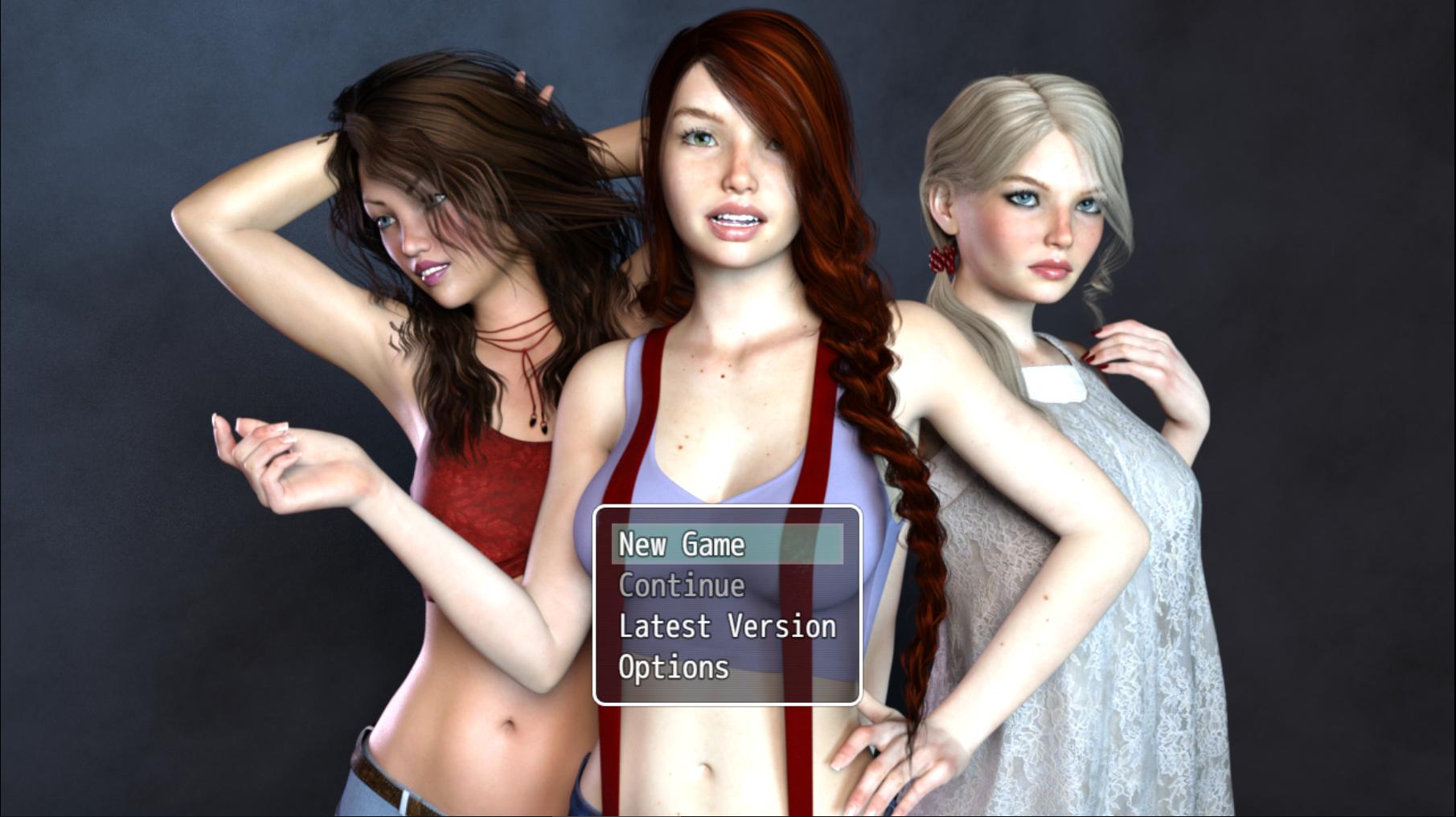 My Girlfriend's Amnesia - Version 0.2 Fixed