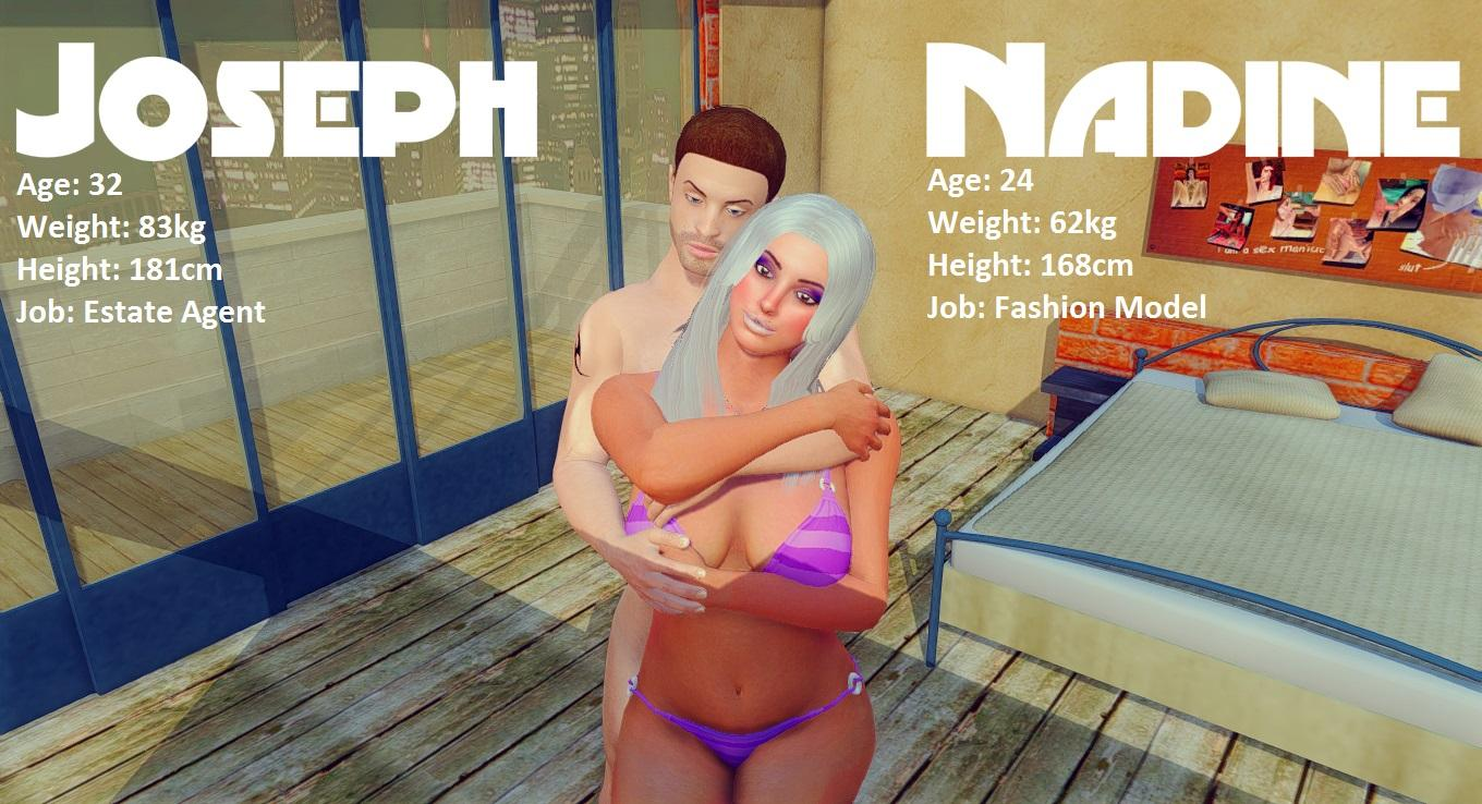 Night with Nadine Full Game from offshore