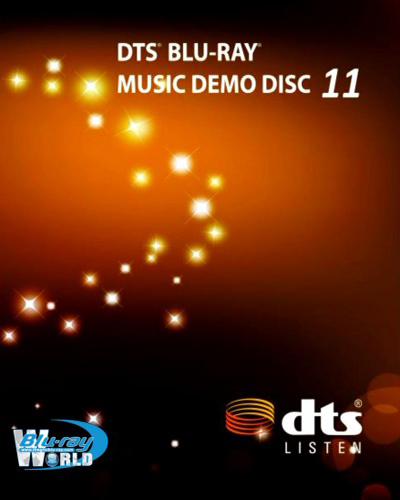 DTS Blu-ray Music Demo Discs 11 (2013) 1080i Bluray DTS HD