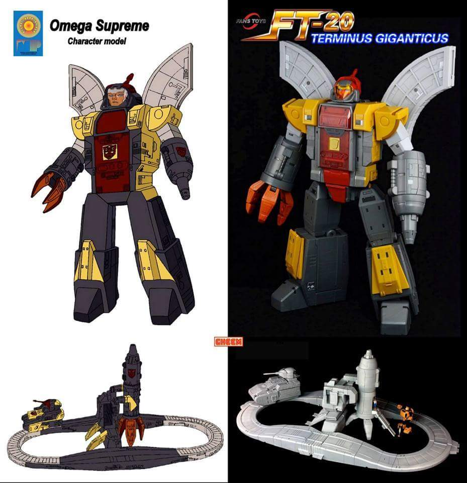 [Fanstoys] Produit Tiers - Jouets FT-20 et FT-20G Terminus Giganticus - aka Oméga Suprême et Omega Sentinel (Gardien de Cybertron) - Page 2 XqknKHPd