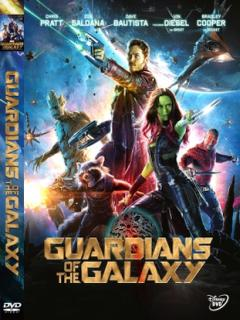Guardines De La Galaxia [2014][DVDrip][Latino][MultiHost]