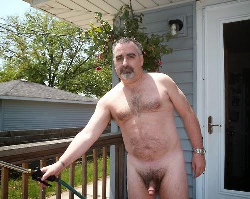 dad Naked indian