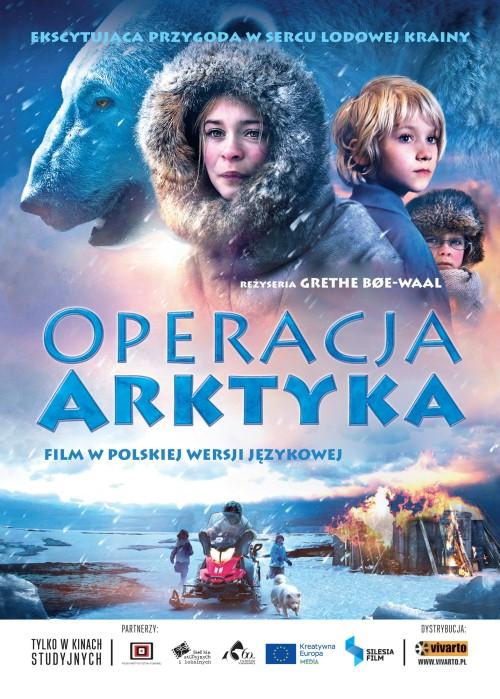 Operacja Arktyka / Operasjon Arktis (2014)  PLDUBB.BDRip.Xvid-MX /  Dubbing PL