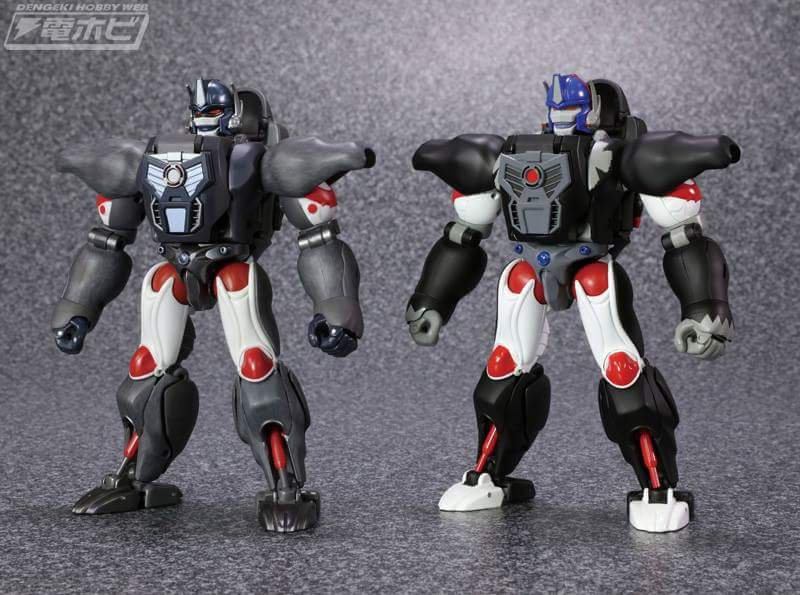 [Masterpiece] MP-32, MP-38 Optimus Primal et MP-38+ Burning Convoy (Beast Wars) - Page 4 JMjFgk6Q