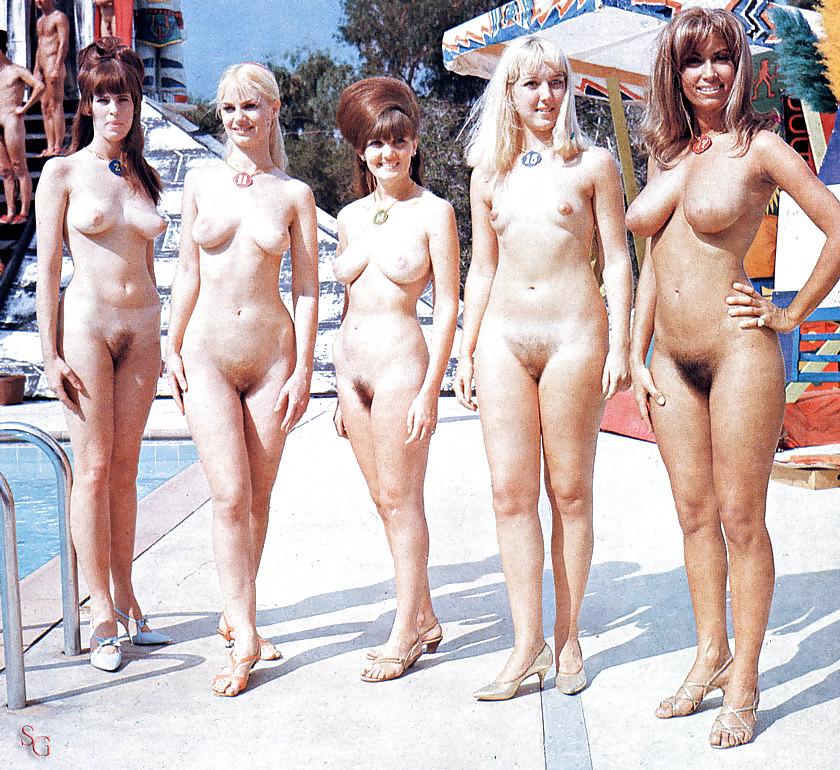 Фото голые конкурсы
