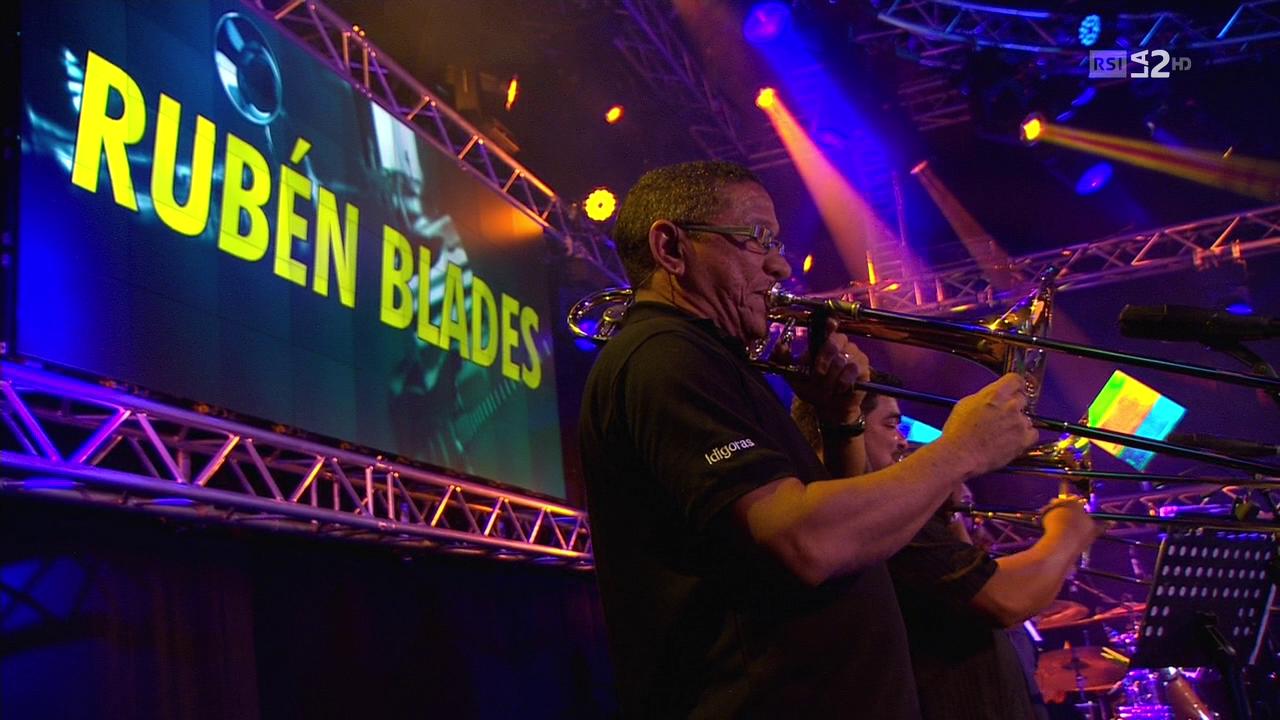 2012 Ruben Blades & Roberto Delgado Orchestra - Estival Jazz Lugano [HDTV 720p] 3