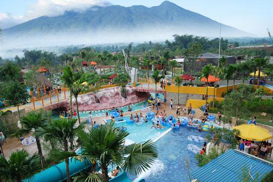 The Jungle Waterpark, Wisata Air dan Kolam Renang Paling Seru di Bogor