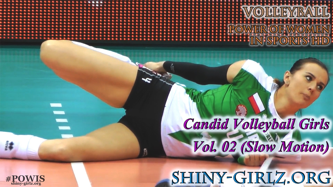 Candid Volleyball Girls Vol. 02 (Slow Motion)