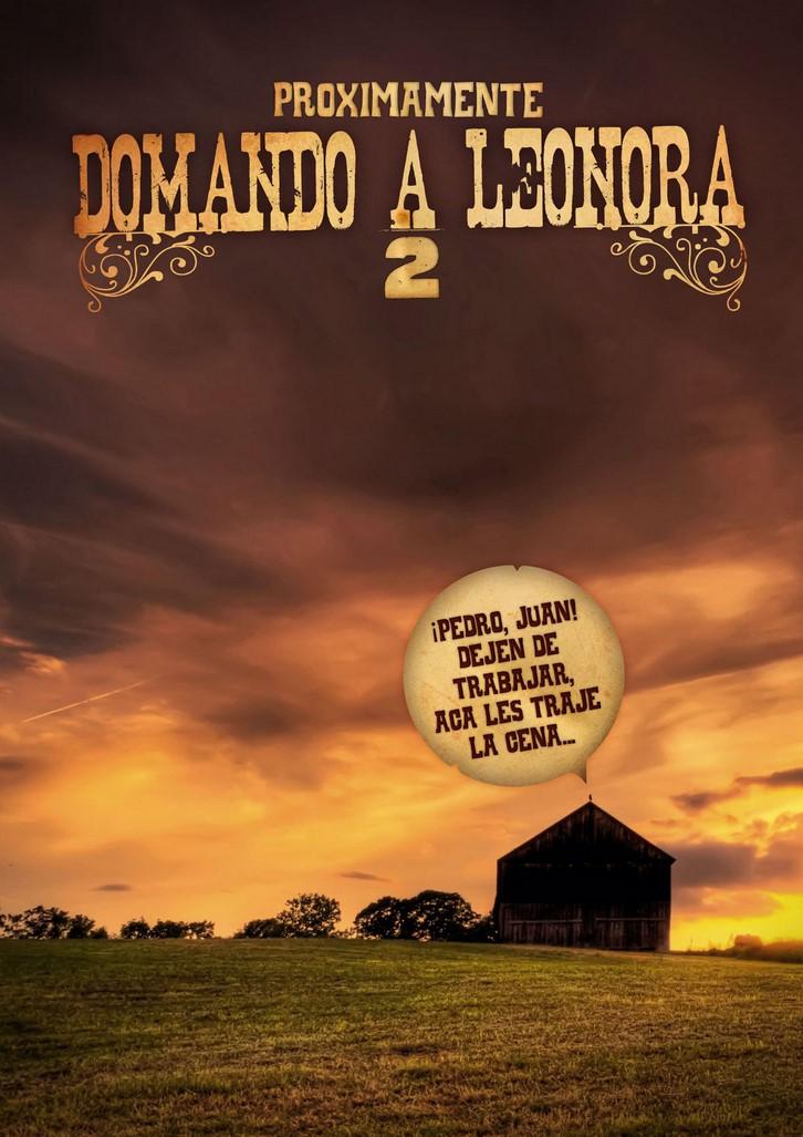 Sexo 3D Domando a Leonora