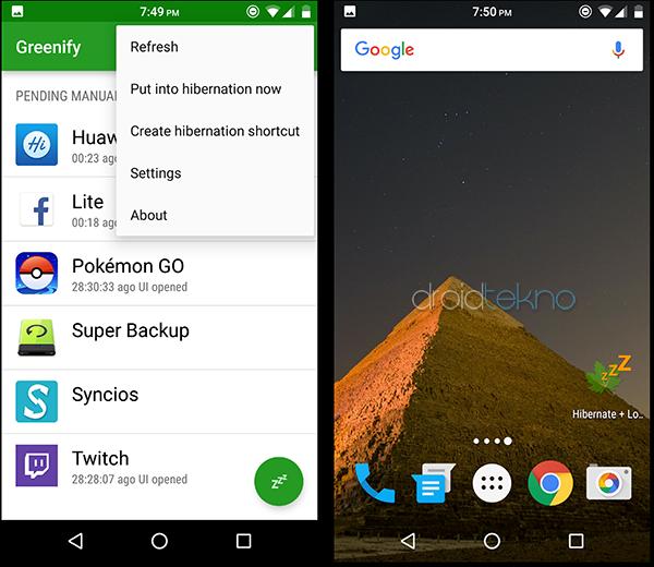 Hemat Baterai Android dari Aplikasi yang Menguras Baterai dan RAM_manual-hibernate