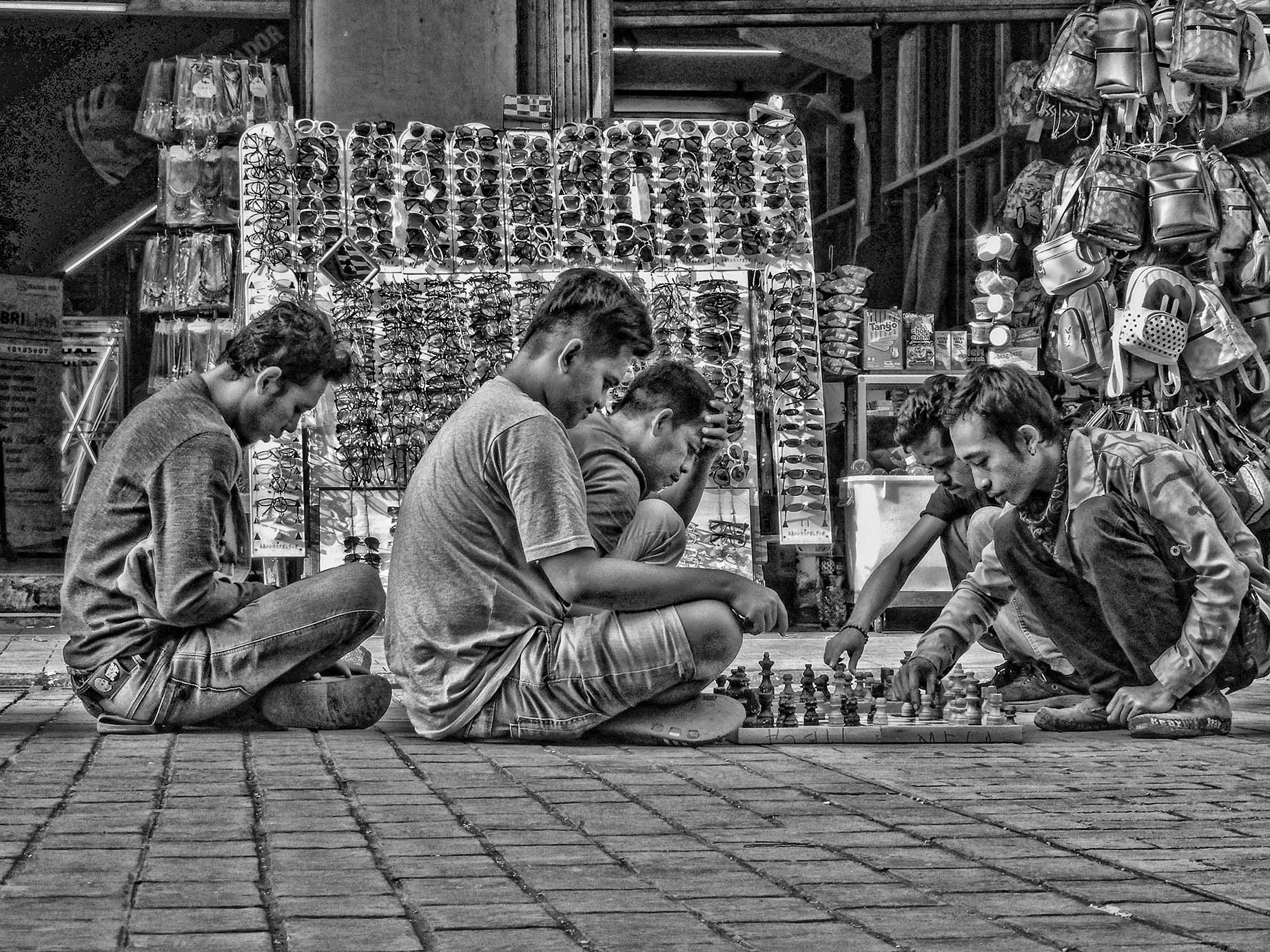foto-foto street photography dari profesional
