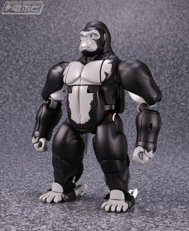 [Masterpiece] MP-32, MP-38 Optimus Primal et MP-38+ Burning Convoy (Beast Wars) - Page 4 J72lvbyN